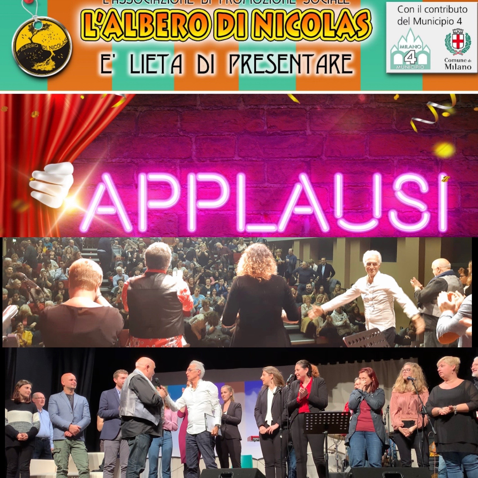 Collage APPLAUSI 2019